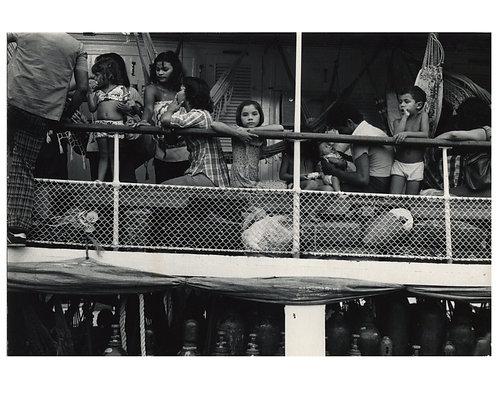 "OTTO STUPAKOFF (1935-2009) - ""Voyage en bateau"""