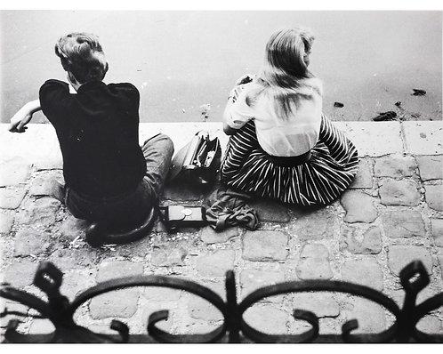 "ROBERT GRAINDORGE (c.1970) - ""Les indifférents"""