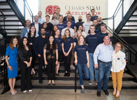 Los Angeles Business Journal Highlights Cedars-Sinai Accelerator and NotiSphere As a Local Innovator