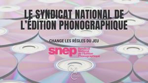 Le Syndicat national de l'édition phonographique change les règles du jeu