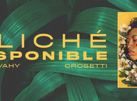 """Crosetti & Ilo Navahy, L'EP """"Cliché"""" : un 1er pas sur la scène musicale indépendante."""