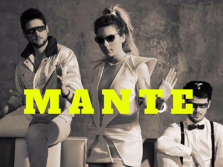 Artistes de Mai : Mante,  Le nouveau groupe rock électro