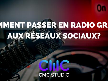 Comment faire passer vos morceaux à la radio grâce aux Réseaux Sociaux ?