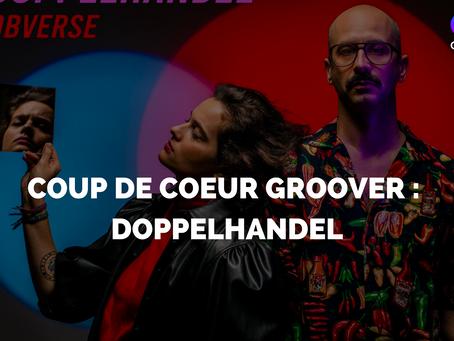 """Coup de coeur Groover : DOPPELHANDEL sort sont premier EP baptisé """"Obverse"""""""
