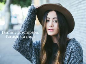 Artiste de Novembre : Jasmine Thompson