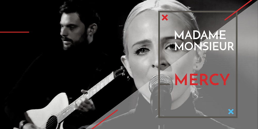 Madame monsieur Mercy Eurovision 2018