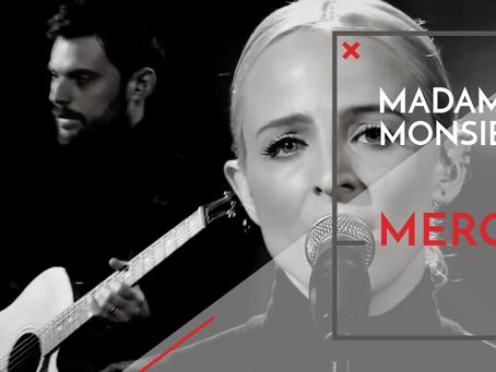 """Madame Monsieur : """"Mercy"""", le titre qui nous ferait remporter l'Eurovision ?"""