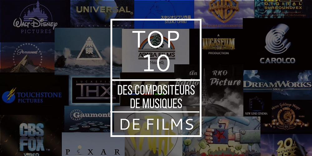 BO compositeurs musique de film