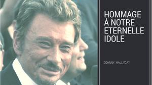 Johnny Hallyday éternelle idole