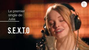 sexto single julia Mylène farmer