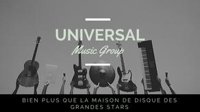Universal Music est bien plus que la maison de disque des grandes stars