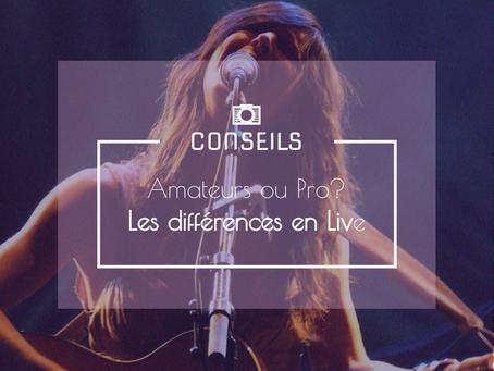 Concert Amateurs ou Pro: Les 10 conseils qui feront la différence.