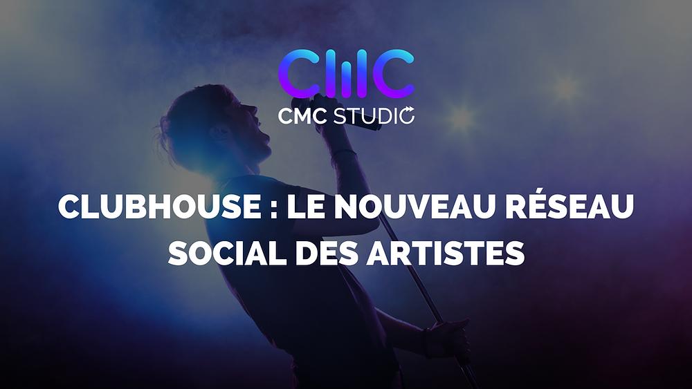 clubhouse : réseau social pour artiste