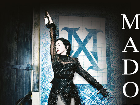 MADONNA MADAME X TOUR au Grand Rex