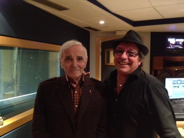 Charles Aznavour Fraid