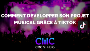 Comment développer son projet musical grâce à TikTok