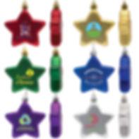 Star Shaped Ornaments