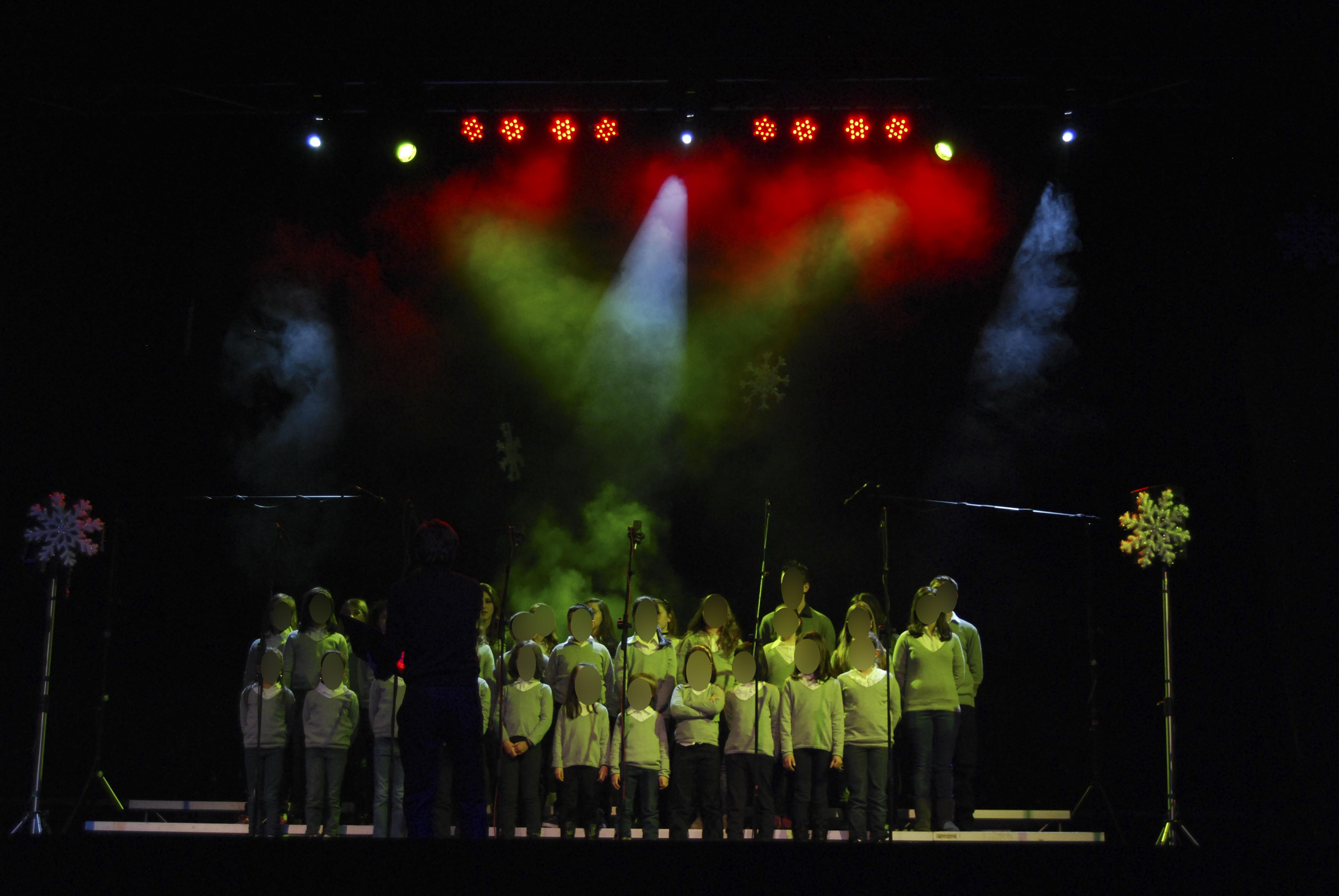 esibizione coro