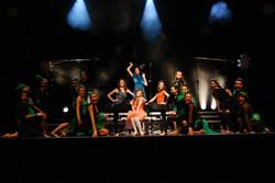 esibizione corpo di ballo