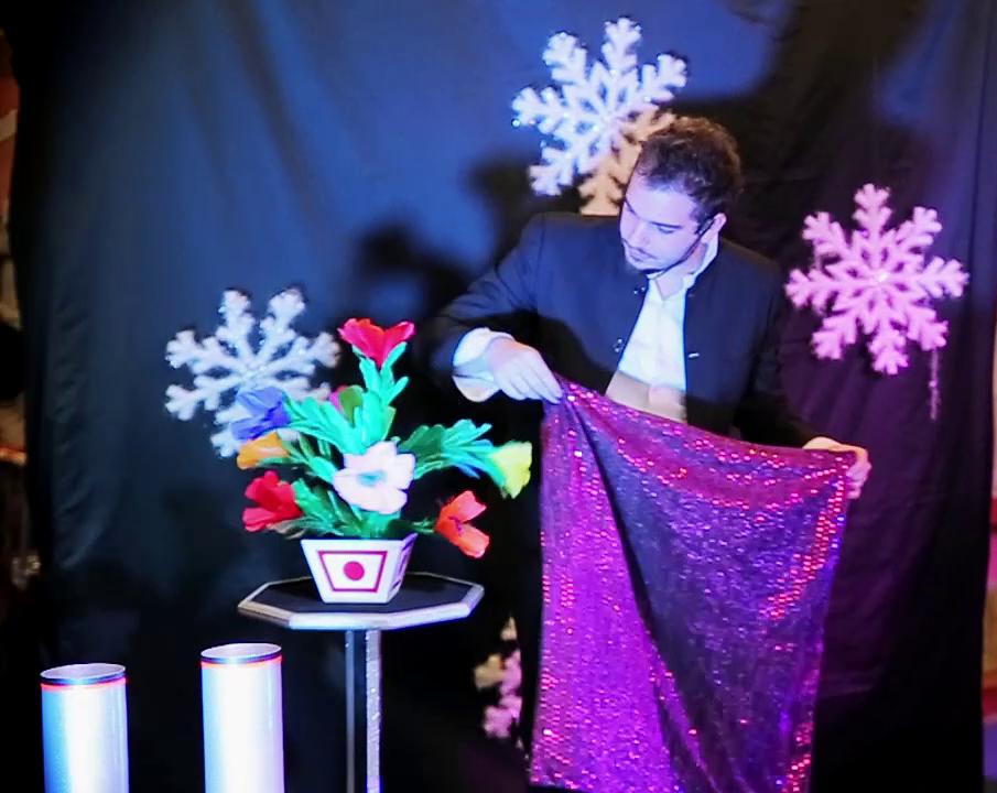 spettacolo di magia