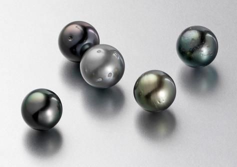 Qualitätskriterien für Zuchtperlen: 2. Oberfläche