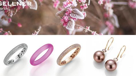 GELLNER Trends: Pink Blush