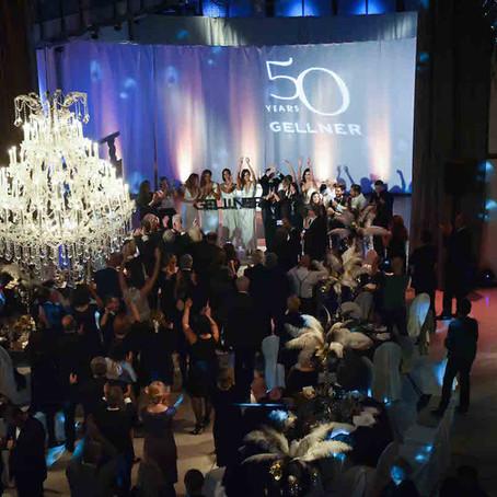Jubiläumsevent: 50 Jahre GELLNER