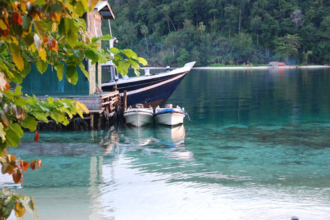 Perlenträume aus Indonesien