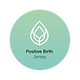 May Bourne - Positive Birth Jersey_Logo