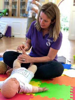 Alli - Nurturing Touch Baby Massage