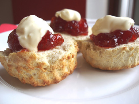 The power of generosity (and scones)