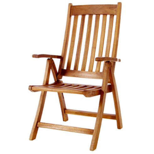 Teak-5-position-folding-arm-chair-catalog-number-tf44