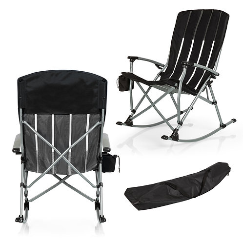 Catalog No. 805-01 - Outdoor Rocking Camp Chair