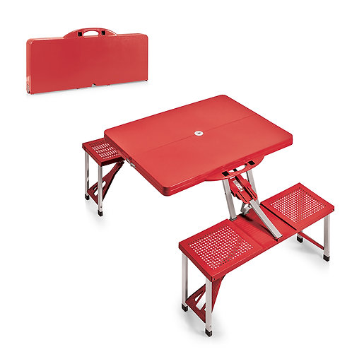 Catalog No. 811-00 - Picnic Table Portable Folding Table with Seats