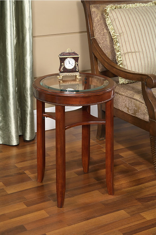 Glass-tea-table-classic-accent-catalog-number-hr34