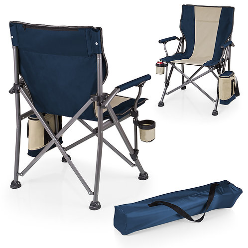 Catalog No. 800-00 - Outlander Folding Camp Chair with Cooler