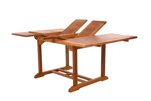 Teak-butterfly-extension-table-catalog-number-TD72