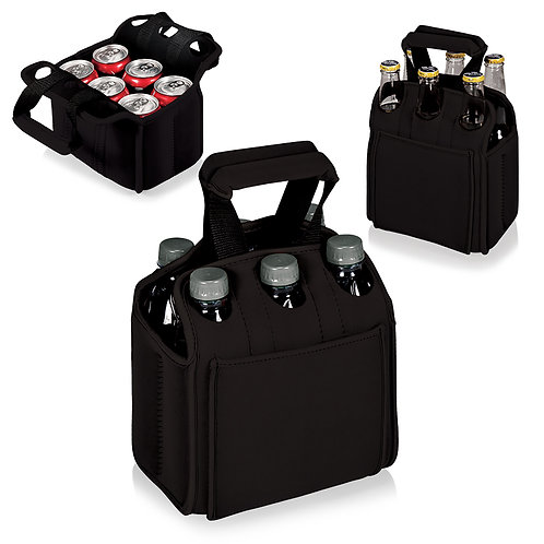 Catalog No. 608-00 - Six Pack Beverage Carrier 3 different angles