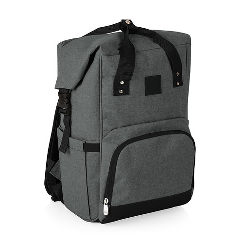 Catalog No. 616-00 - On The Go Roll-Top Cooler Backpack