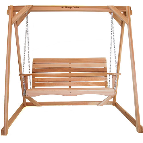 8ft-swing-frame-with-5ft-swing-set-catalog-number-af90-s