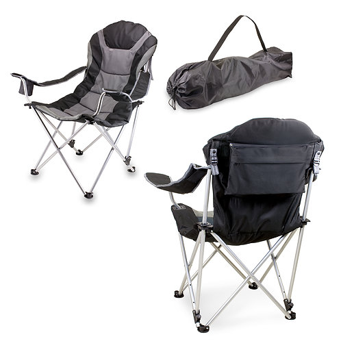 Catalog No. 803-00 - 175 Reclining Camp Chair