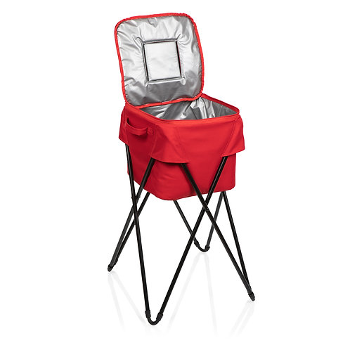Catalog No. 781-00 - Camping Party Cooler with Stand