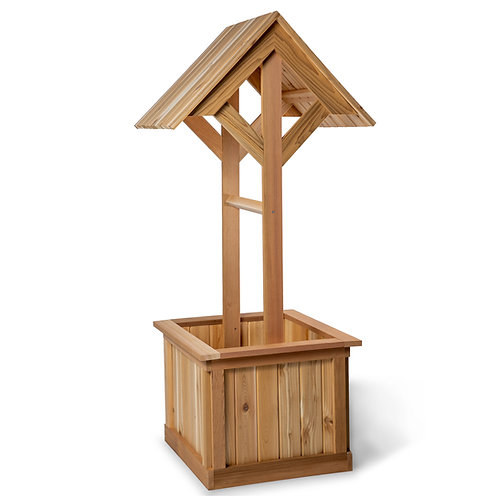Catalog Number WW61 - 5 ft. Wishing Well