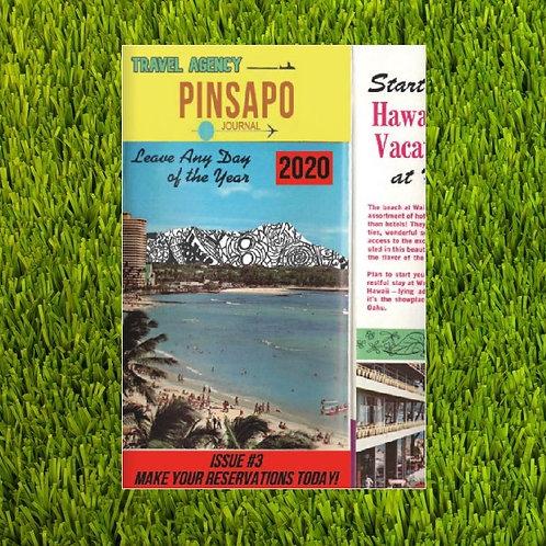 Travel Agency | Pinsapo Journal Issue Three