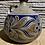 Thumbnail: Dikke bolle aardenwerk karaf