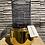Thumbnail: Glazen cilindervaas in goud en rookglas, groot, Pols Potten