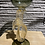 Thumbnail: Glazen kandelaar, EDG
