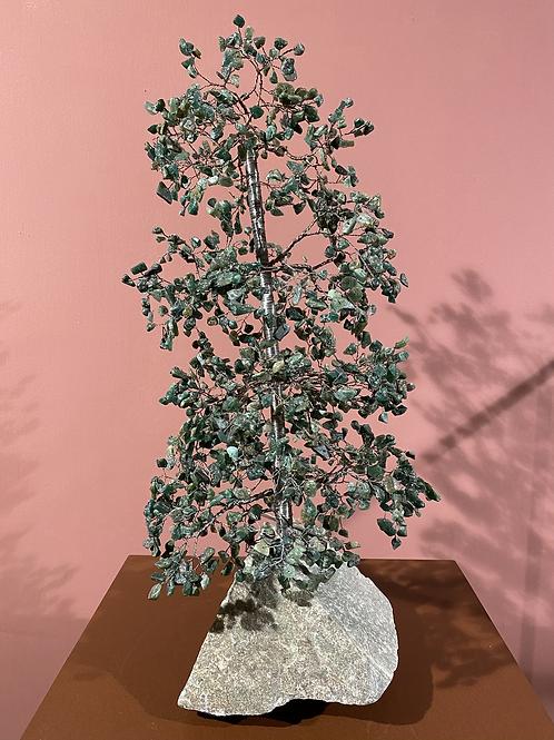 Decoratieve boom van edelsteentjes, groot, Shishi