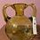 Thumbnail: Prachtige oude glazen vaas