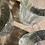 Thumbnail: Waxinelichthouder ijsklomp